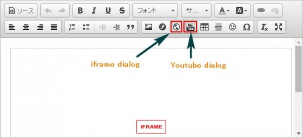 Tips: YouTube embed video (iframe) with CKEditor4 plugin