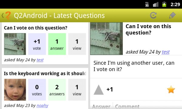 New Plugin: XML-RPC server (and Android App) - Question2Answer Q&A